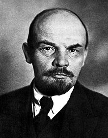Vladimir Lenin, según algunos autores, era medio-judío.