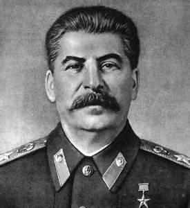 José Stalin o Iosif Stalin, también de origen hebreo.