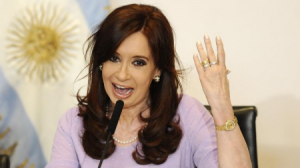 Cristina Fernandez Wilheim de Kirchner, judía askenazi.