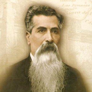 Leandro N. Alem, fundador del partido radical y masón.