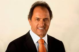 Daniel Scioli, alias Scholl