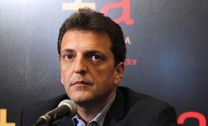 Sergio Massa, clón de Néstor Kirchner.
