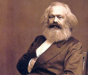 Karl Marx (nombre real Kissel Mordechai)
