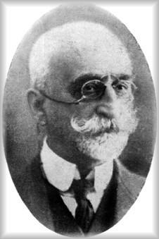 El profesor rumano Alexandru C. Cuza