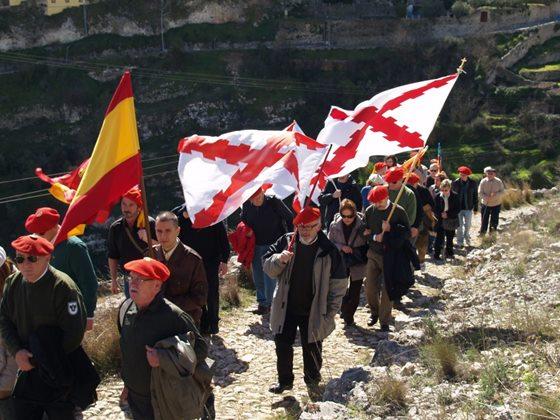 ( ESP ) Pamplona – ( Delitos de Odio ) – Atemorizan e intimidan a varias personas patriotas por expresar sus sentimientos patrios ( 14 julio, 2017)