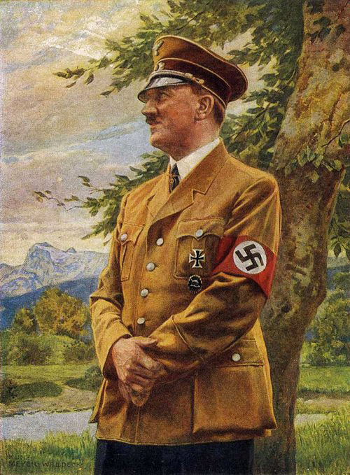 Adolf Hitler - Portait-7