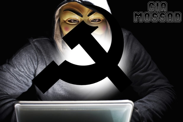 Un famoso foro de Internet, de contenido patriota occidental, ha sido atacado y derribado, se sospecha la mano de Anonymous