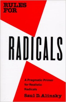 Rules for Radicals – Also White Nationalists